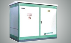 JE series Regional cabinet-type gas control point