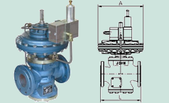 RTJ-NH Series Indirect–Operated Regulator