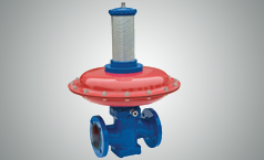 RTZ- ※/0.4A Series Direct-operated Gas Pressure Regulator